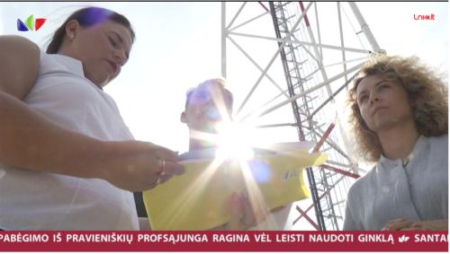 LNK VIDEO TARANDĖS BOKŠTAS - ANTENAI - NE 2