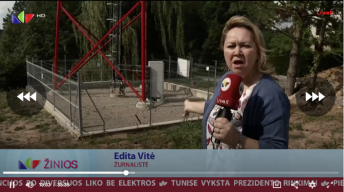 LNK VIDEO TARANDĖS BOKŠTAS - ANTENAI - NE 9