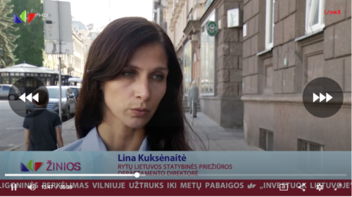 LNK VIDEO TARANDĖS BOKŠTAS - ANTENAI - NE 3