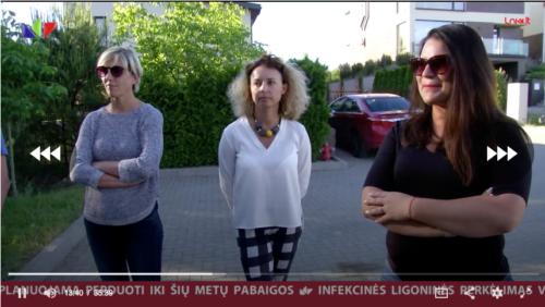 LNK VIDEO TARANDĖS BOKŠTAS - ANTENAI - NE 5